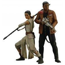 Star Wars SW121 Episode 7 Rey and Finn ARTFX Statue