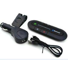 Kit Freisprecheinrichtung Bluetooth V3.0 für Autos Transmitter Unterstützung