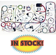 American Autowire Ford Bronco Complete Wiring Kit 1966-77 Ford Bronco 510317
