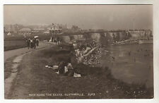 Cliftonville - Real Photo Postcard c1904 / Thanet