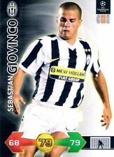 Panini Super strikes sebastian giovinco