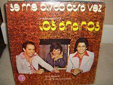 Los Andinos - La Nueva Imagen - Se Me Olvido Otra Vez - Rare LP Excellent - L4