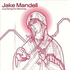 FREE US SHIP. on ANY 3+ CDs! ~Used,Good CD Jake Mandell: Love Songs for Machines