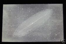 Glass Magic lantern slide ASTROMICAL SIDE NO1 C1910  ASTRONOMY SUN PLANET L59