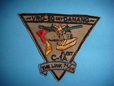 VIETNAM WAR  PATCH, US NAVY VRG-50  DETACHMENT AT DANANG