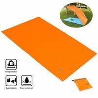 Camping Tarp Mattress Outdoor Groundsheet for Tent Windproof Moistureproof Sun