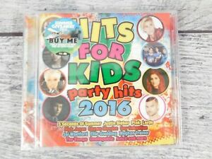 HITS FOR KIDS Party Hits 2016 Various Artists CD