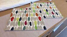 Laura Ashley Linen Blend Decorative Cushion Covers