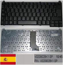 Clavier Qwerty Espagnol DELL Vostro 1320 1520 V020902BK1 Y883J 0Y883J NOIR