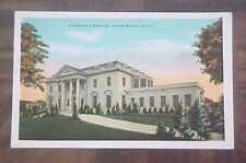 GOVERNOR'S MANSION, Baton Rouge, LA  *Postcard*  E.C. Kropp Co.