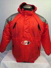Detroit Red Wings  Pullover Jacket (VTG) -  By Starter - Men's Large