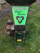 garden mulcher shredder chipper