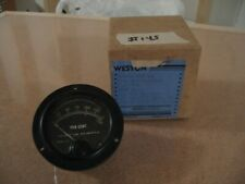 Weston Electrical Instruments Corp Model 506 MA KS-8157 Item #145