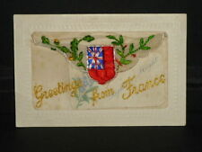 Patriotic France Collectable WWI Military Postcards (1914-1918)