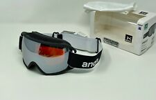 Anon® CIRCUIT Men's Black MFI OTG Snow Goggle SONAR SILVER Lens by ZEISS® 185471