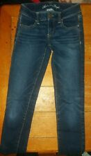 American Eagle Super Stretch Skinny Jeans sz 00 jegging