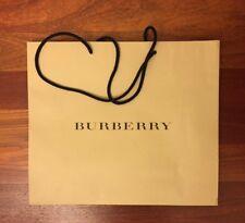 Authentic Burberry Medium Gift Bag - Nice Presentation - LQQK!