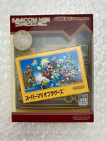 Super Mario Bros Famicom Mini Nintendo Gameboy Advance GBA Japan Import