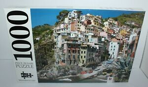 Riomaggiore Cinque Terre Italy Jigsaw Puzzle 1000 Pieces Hinkler Brand New 2015