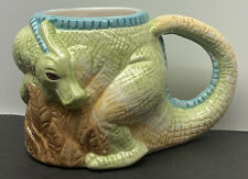 Vtg Applause Hadrosaurus Dinosaur Mug/ Coffee Cup 1993
