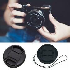 62/67mm Lens Cap Cover For Nikon Pentax Tamron Olympus DSLR Fuji C8I6