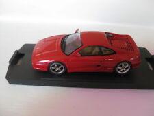 8025 Bang Ferrari 355 Berlinetta Rot 1:43 Neu in OVP