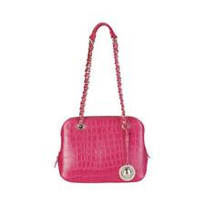 Versace Medium Metallic Handbags