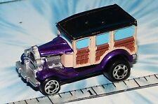 Micro Machines FORD 1920's WOODY WAGON # 3