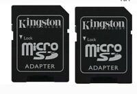 Kingston OEM Micro SD to SD SDHC Memory Card Adapter Up To 32GB BUY 2 Get 1 FREE