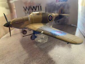 Corgi - AA32009 Hawker Hurricane. Mk IID (Tank Buster), 6 Sqn., Libya, 1942