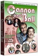 CANNON AND BALL the complete fourth series 4. 2 discs. New sealed DVD.