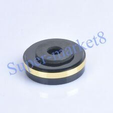 4pcs 50mm Gold Plastic Feet CD Player Tube Amplifier Radio Computer Chassis Pad
