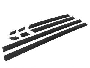 MOULURES BAGUETTES DE PROTECTION PORTE SUPERIEURE POUR VW GOLF III MK3 5-P 91-97