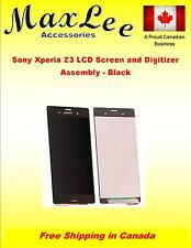 New Sony Xperia Z3 LCD Screen and Digitizer Assembly - Black