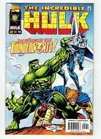 Incredible Hulk #449 1st Appearance Thunderbolts MCU Key Book