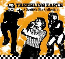 CD: TREMBLING EARTH - Scottish SKA compilation -2 CDs(2016) 33 tracks: Bombskare