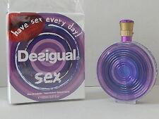 DESIGUAL Sex 100ml eau de toilette Spray