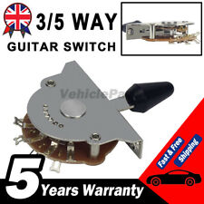 More details for new oak grigsby switch for st sq telecaster/stratocaster guitars 3, 5 position