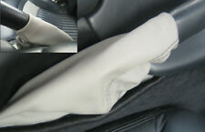 (Ak) Leder Handbremsmanschette Corvette C5 alle Farben auch Alcantara
