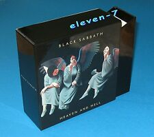 Black Sabbath Heaven and Hell Promo Box for JAPAN mini lp cd  BOX only