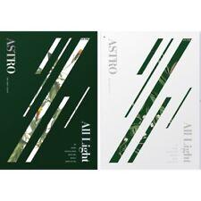 Astro-[All Light]1st Album Random Ver CD+Poster+Book+Post+Card+etc+Gift+Tracking