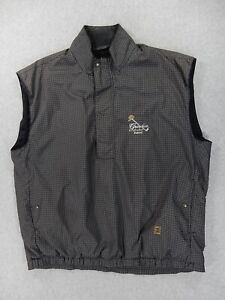 DryJoys By FootJoy THE GREENBRIAR SAM SNEED Golf Jacket (Mens Large)