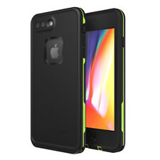 Genuine LifeProof Fre Frē Case Cover for iPhone 8 Plus Waterproof Black No Thanks