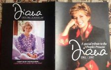 Princess Diana A Special Tribute New 20th Anniversary Photos Magazine
