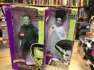 Kenner - Hasbro Signature - Universal Monsters Frankenstein 12 Inch Lot 1998