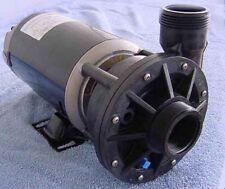 "Waterway 3420410-50Z 1hp 1 speed 1.5""Spa Pump Side Discharge 230V NEW"