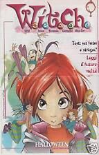 WITCH N.0 numero zero HALLOWEEN fascicolo speciale promozionale buena vista 2001