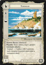 Tolfalas - Middle Earth The Wizards CCG b.b. Lim.Ed. Mint/N.Mint 1995 ME75