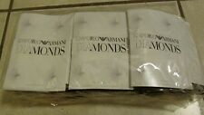 Emporio Armani Diamonds - Eau De Parfum Spray - .05 fl oz 1,5 ml - 12 Samples