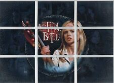 Buffy TVS Season 7 Complete The Final Battle Chase Card Set FB1-9